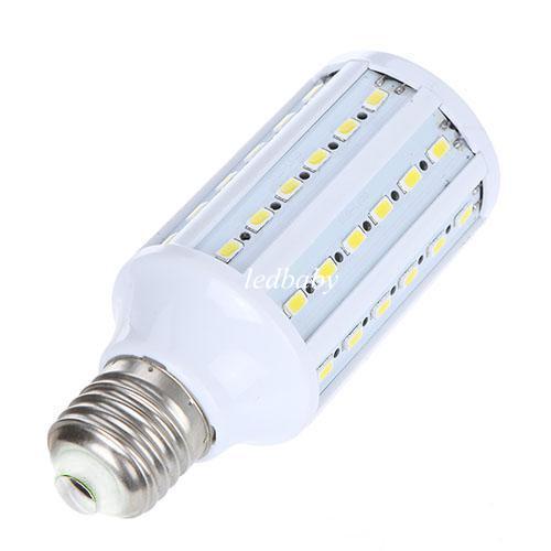 110V 220V 15W светодиодные лампы кукурузы свет E27 E26 E14 B22 теплый / холодный белый 60шт 5630SMD светодиодные фонари энергосбережение