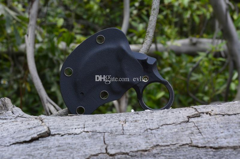 New THE ONE mini claw karambit knife AUS-8 blade 60HRC G10 handle survival pocket knife, best xmas gift