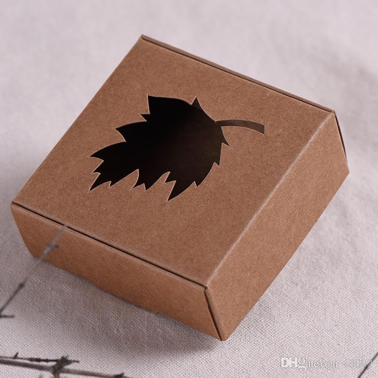 Foldable Handmade Soap Box Brown Black Kraft Paper Aircraft Bo ... on storage box houses, cereal box houses, soap stone houses, salt box houses,