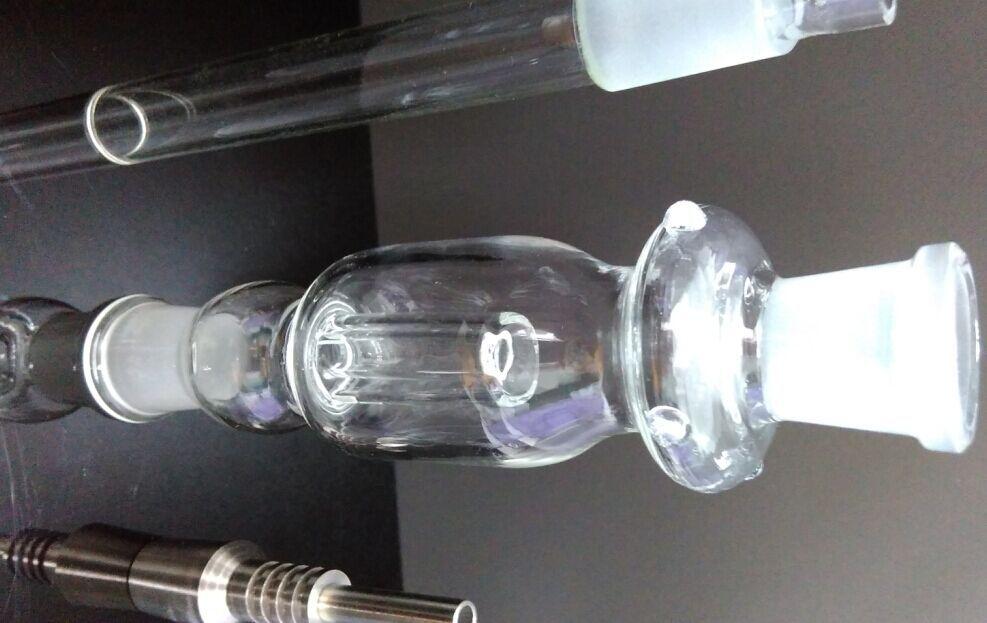 / 수집기 1.0 GR 2 티타늄 팁 네일 10mm 14mm 18mm 남성 관절 키트 미니 유리 물 파이프