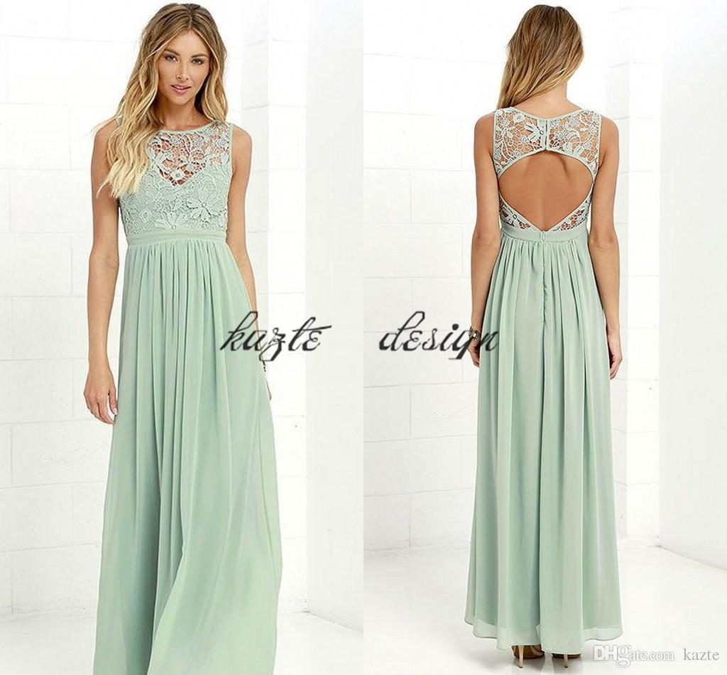Pale mint lace chiffon country beach bridesmaid dresses 2018 cheap pale mint lace chiffon country beach bridesmaid dresses 2018 cheap keyhole back maid of honor junior wedding guest party dress mermaid wedding dress rose ombrellifo Choice Image