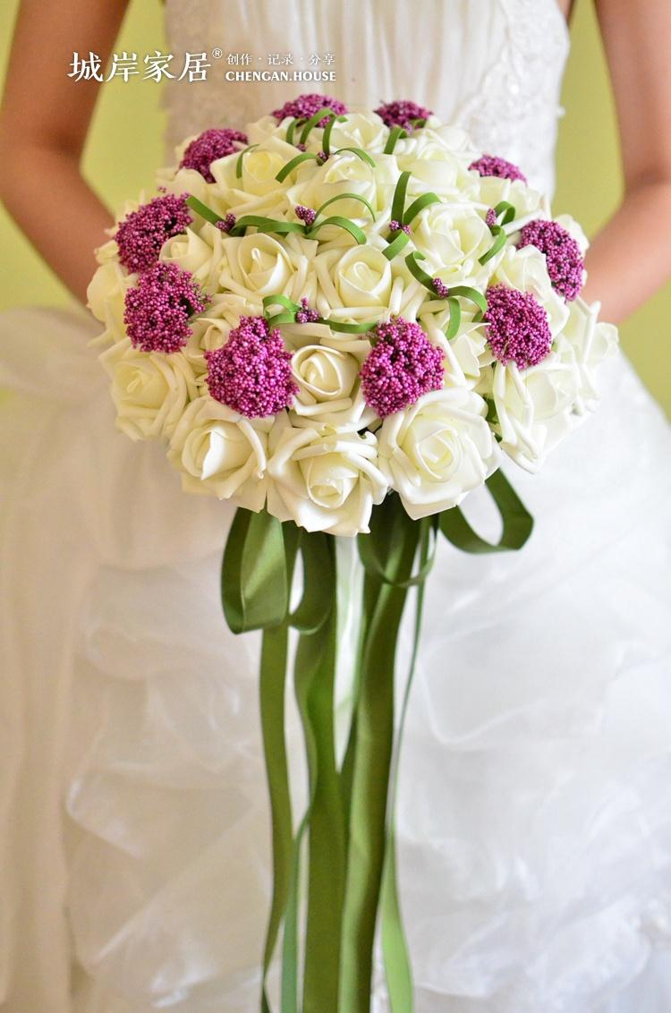 flower bouquet for wedding 2 beautiful wedding bridal bouquet decorations 4138