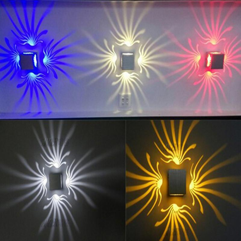2018 multicolor modern wall light 1w led wall lamp art light for 2018 multicolor modern wall light 1w led wall lamp art light for aisle bedroom corridor porch phenix light decoration high power led lamp from flymall aloadofball Gallery