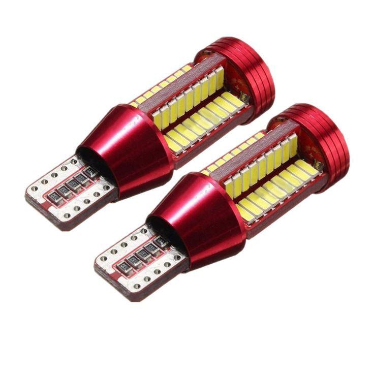 2x 1156 BA15S 1157 BAY15D 4014 Chip 78 LED Auto Light High Bright T15 T20 Canbus White Reversing Lamp Brake LED Light 12V Turn Signals Bulb