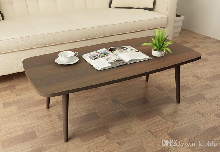 living room tables cheap 2017 cheap rectangle modern woodentable folding legs 16358