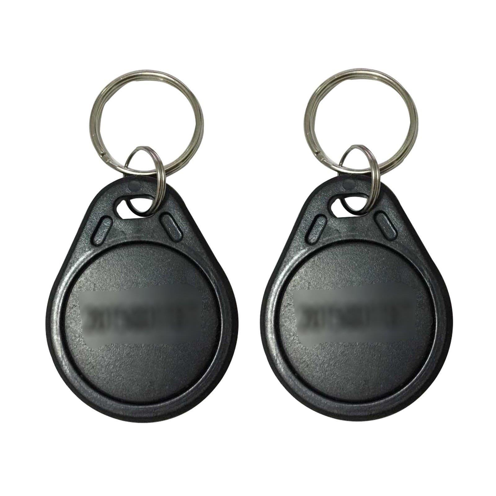 Rfid Proximity Tag Key Fob Door Entry Access Control System Work