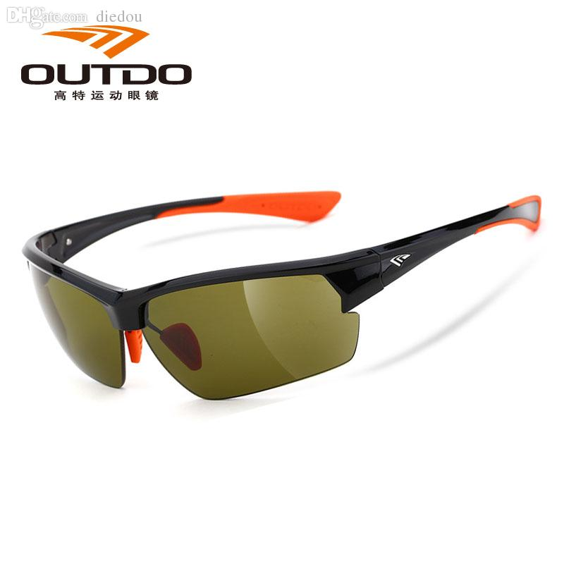 744e91a6560 2019 Wholesale Outdo Sports Sunglasses Outdoor Men Series TrPolarized  Glasses Golf103 From Diedou