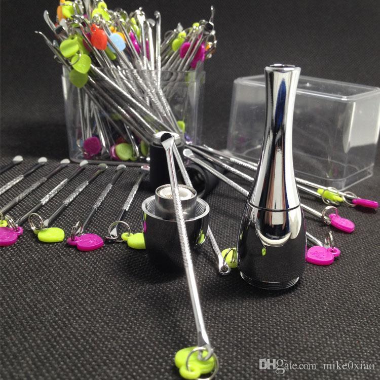 Nieuwe Stijl Wax Tool Hot Koop Wax Verstuiver Dabber Tool Rvs Dabber Tool Wax Tool Dry Herb Tool De Laagste prijs ego-tool