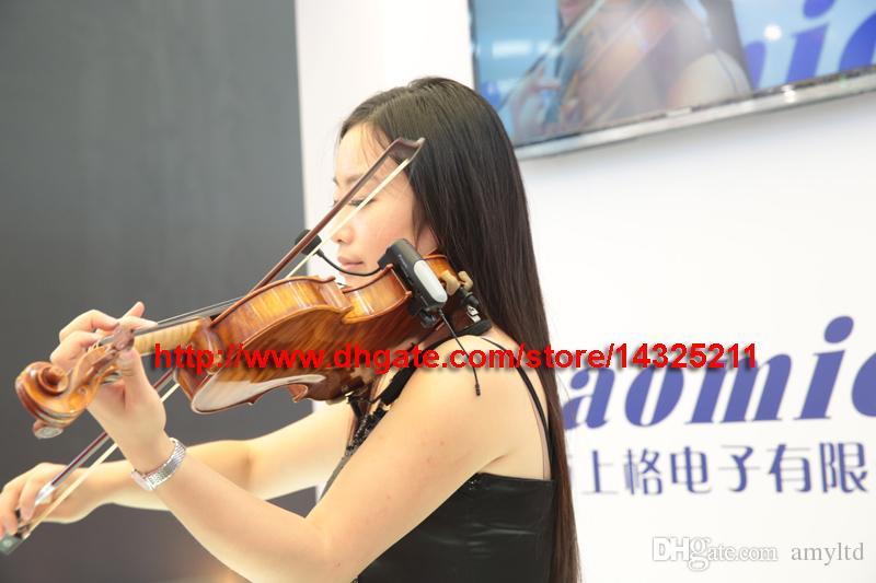 BAOMIC UHF 16 каналов BM-5/S3 специальная скрипка беспроводной микрофон музыкальный инструмент пикап микрофон беспроводной микрофон передатчик аудио
