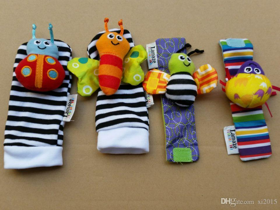 Discount Fashion New Arrival Baby Rattle Baby Toys Lamaze ...