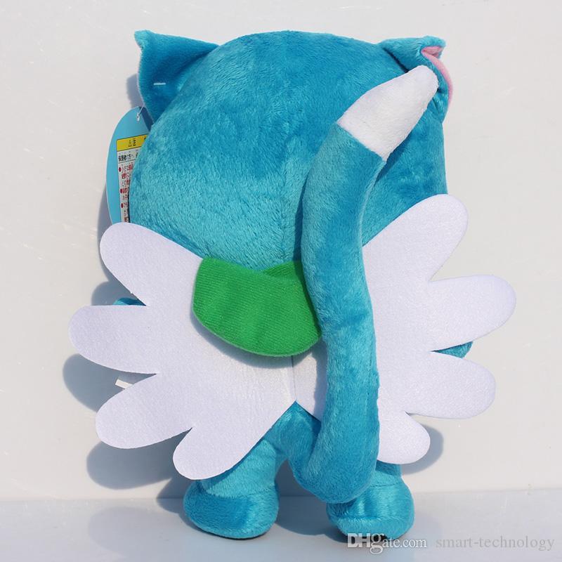 """Fairy Tail 12"""" inch 30cm Cute flying Happy plush Doll Stuffed toy"""