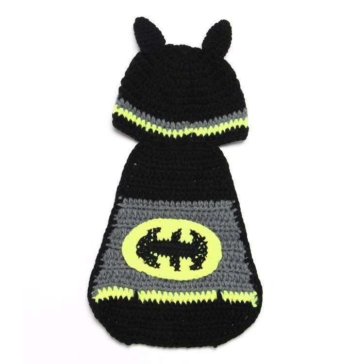2018 Batman Infant Outfits Child Clothes Toddlet Clothing Baby
