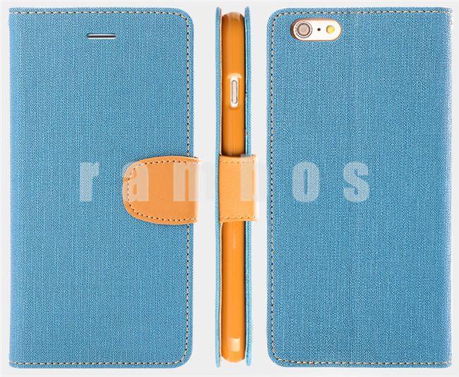 Samsung Custom PU Custodia Flip Cover Samsung Galaxy S6 / S6 edge / S5 / S4 / S3 / S5 active / S5 mini / S4mini