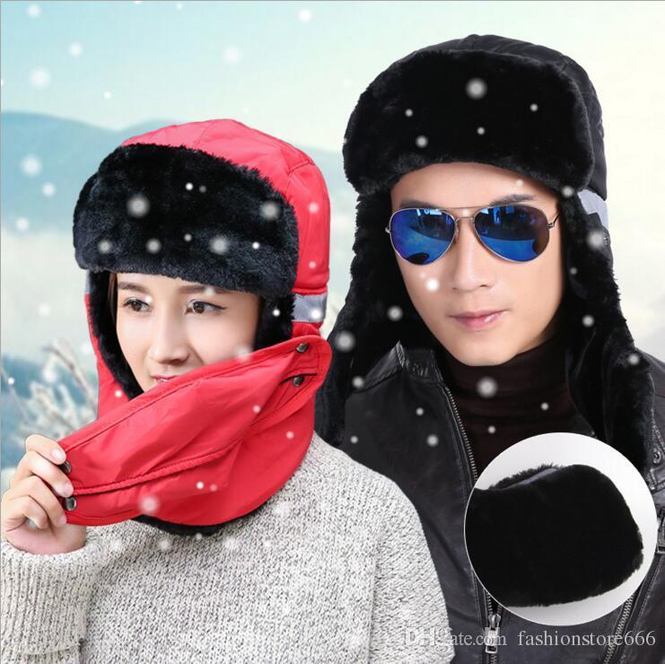 Großhandel Winter Maske Outdoor Thermische Warme Balaclava Hüte ...