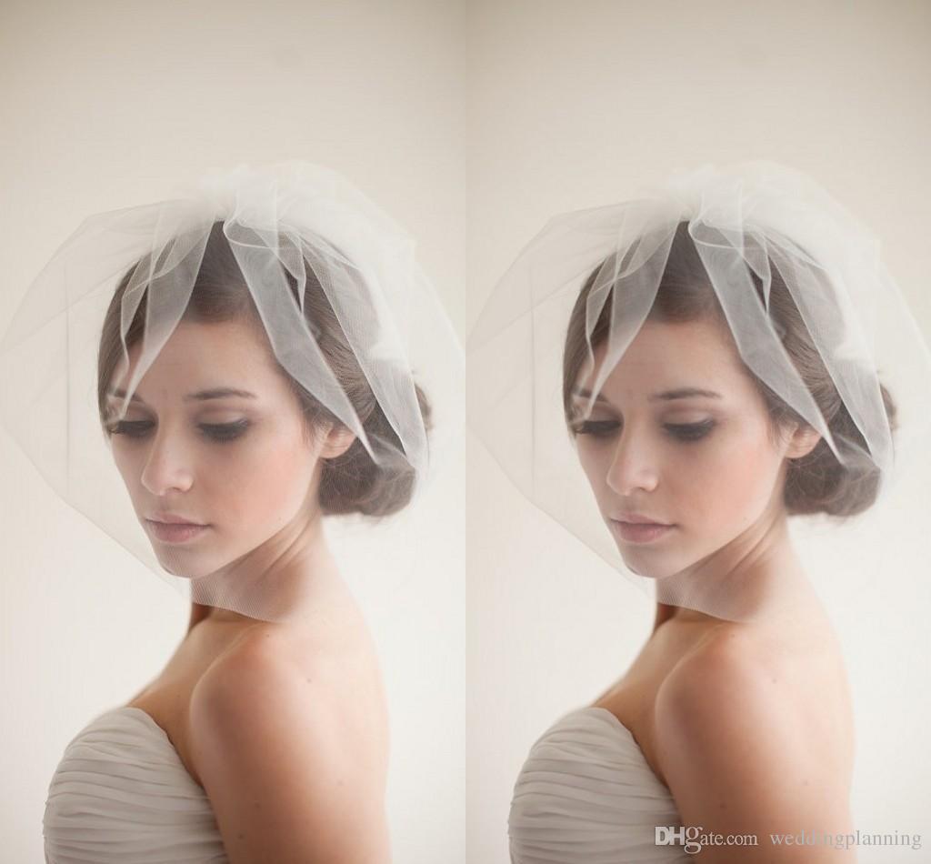 جديد وصول أحمر الخدود الحجاب اكسسوارات الزفاف جودة عالية تول حافة طبقة واحدة الرسمي الأربعاء الزفاف الحجاب الزفاف الحجاب الزفاف الأحداث