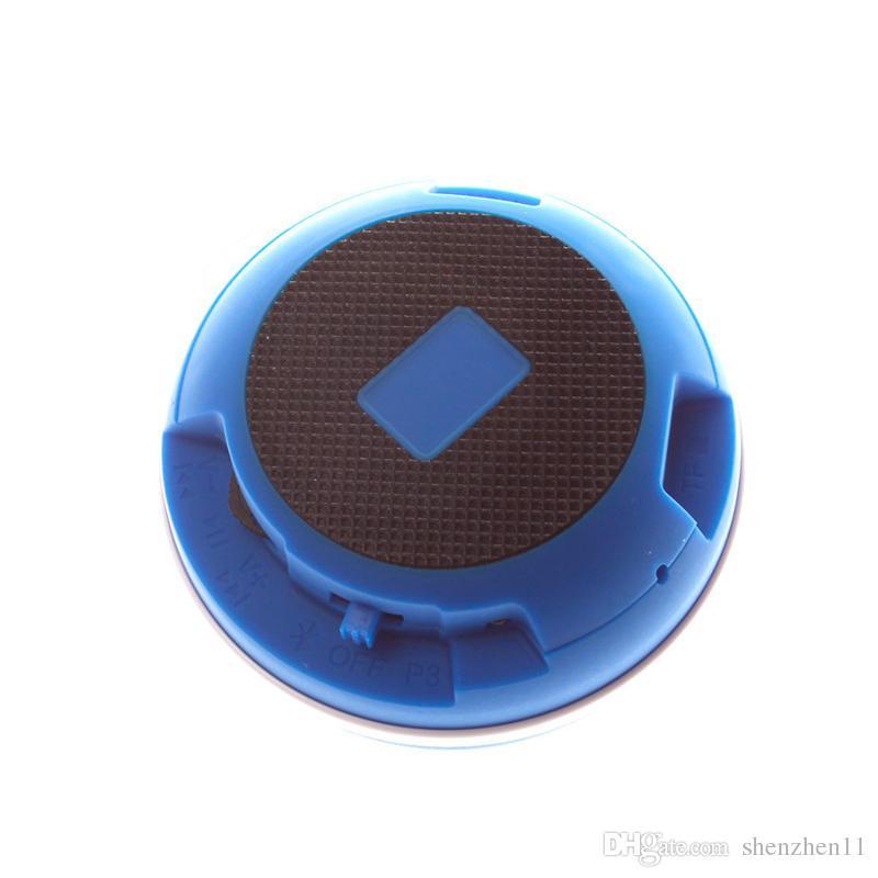 Altoparlante esterno portatile senza fili portatile della mano della fessura carta di TF degli altoparlanti di Q3 Altoparlante all'aperto portatile senza fili con la scatola di regalo DHL libero MIS096