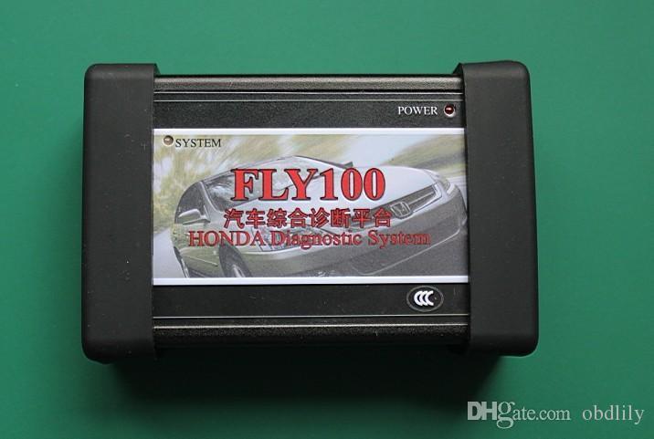 2015 Orignal FLY100 forhonda hds fly 100 full locksmith immo key programmer V3.012.0312014-1-15 fly-100 no need password DHL