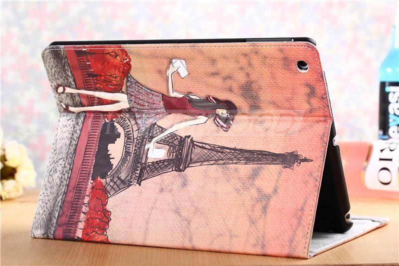 Tablet Pc couverture en cuir pour ipad2 / 3/4 IPAD MINI2 IPAD AIR étuis de téléphone militaire stand étui antichoc défenseur coloré Tablet PC étui sac