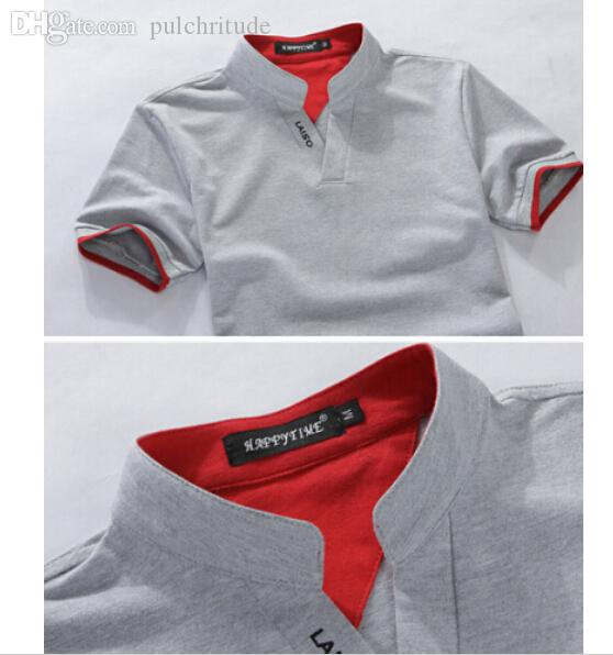Wholesale Mens Sports Casual T Shirt Hip Hop Clothing Cotton T ...