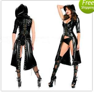 Bondage slave costume