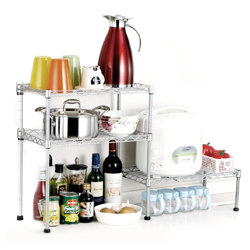 2018 Adjustable Diy Epoxy Kitchen Mini Wire Shelf Rack From Joseph9806,  $16.86 | Dhgate.Com