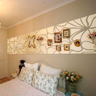 Specchi adesivi per pareti cheap nuovo arrivo di alta pz cerchi specchio adesivi murali - Pareti a specchio ...