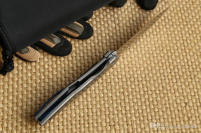 Поршень отделен M390 лезвие складной нож шарикоподшипник тактический Флиппер Титан углеродного волокна ручка кемпинг открытый карманные ножи EDC инструменты