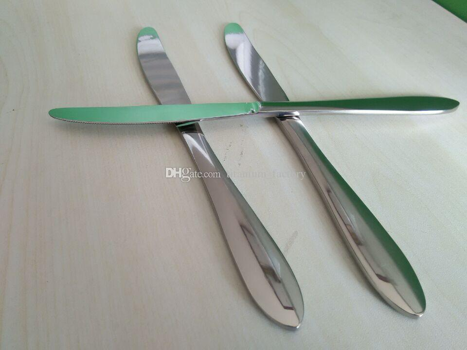 Dinnerware Titanium knife