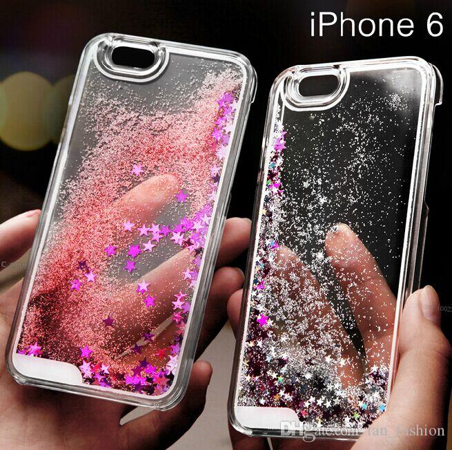 iphone 6 cases for girls cool glitter iphone 6 for bling bling powder 17531