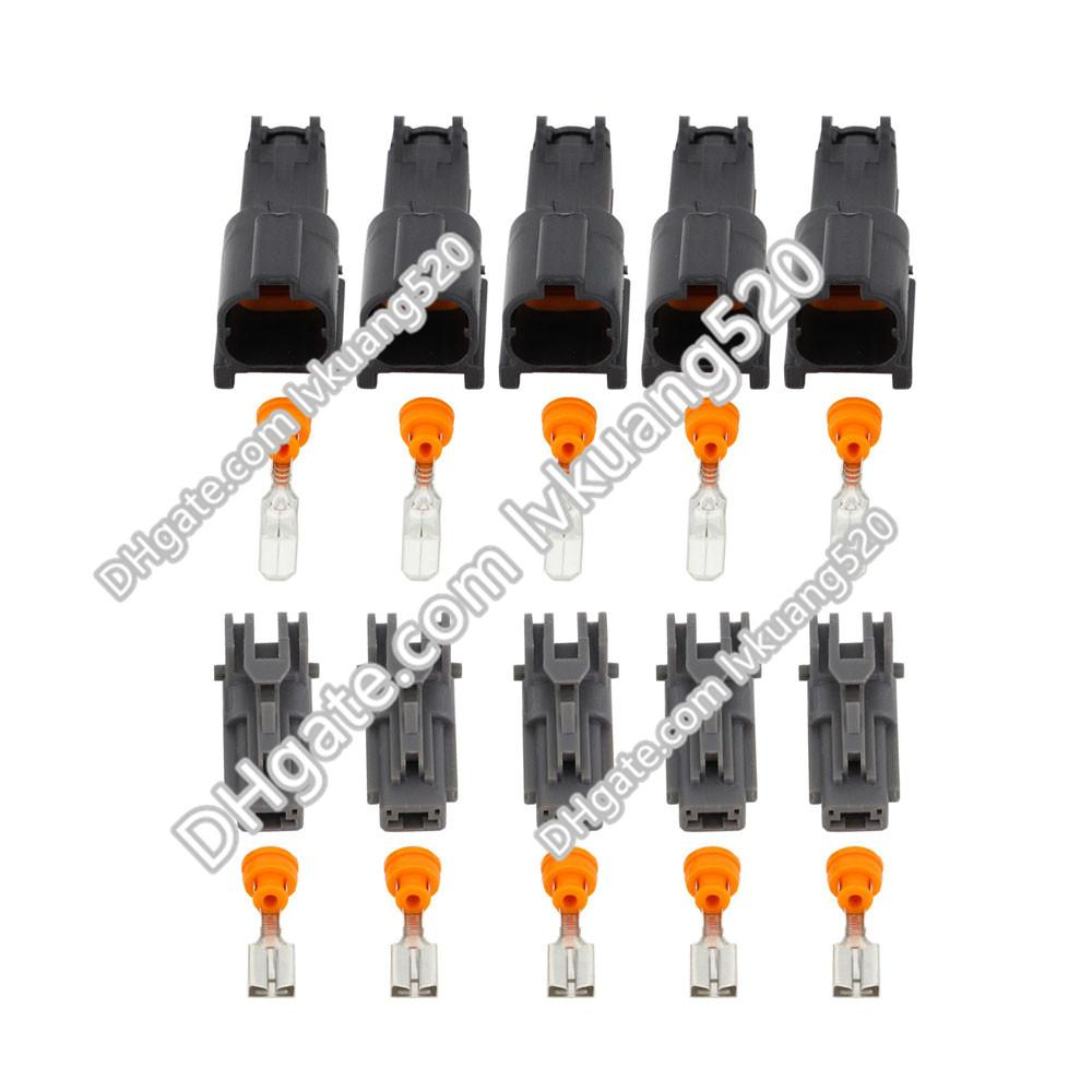 2018 Dj7011y 63 11 21 New Products 1 Pin Plug Male Waterproof Auto Wire Harness Connector From Lvkuang520 592