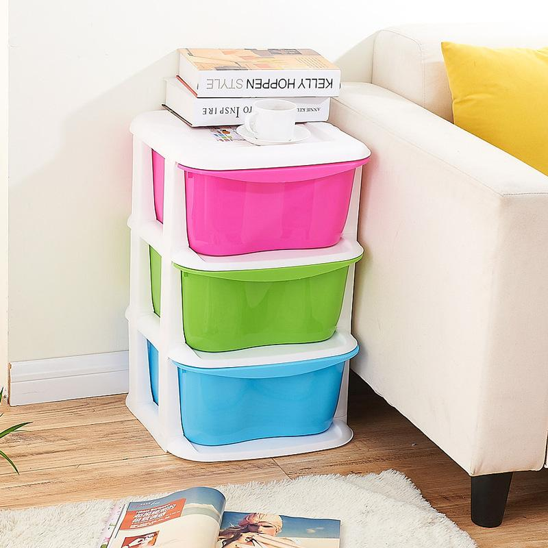 pin makeup box plastic drawer accessories stash macaron drawers office clothes of big storage for organizer