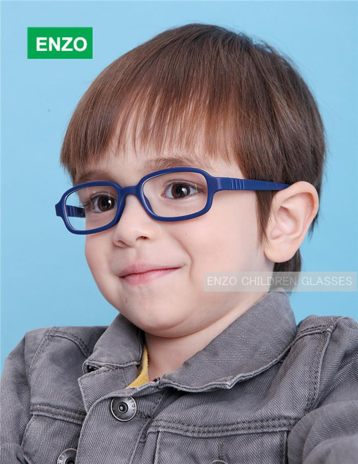 7ec6c64946b Flexible Kids Eyeglasses Frame Size 45 16 No Screw