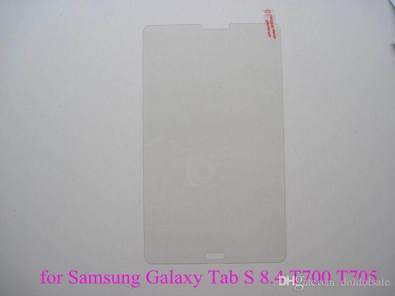 Tempered Glass Film for Samsung Galaxy Tab S 10.5 T800 T805 Tab S 8.4 T700 T705 Screen Protector