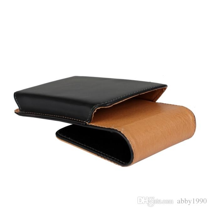 Wholesale For Apple iPhone 5 5s Case Belt Clip PU Leather Vertical Flip Pouch Case for Apple iPhone 5 5s