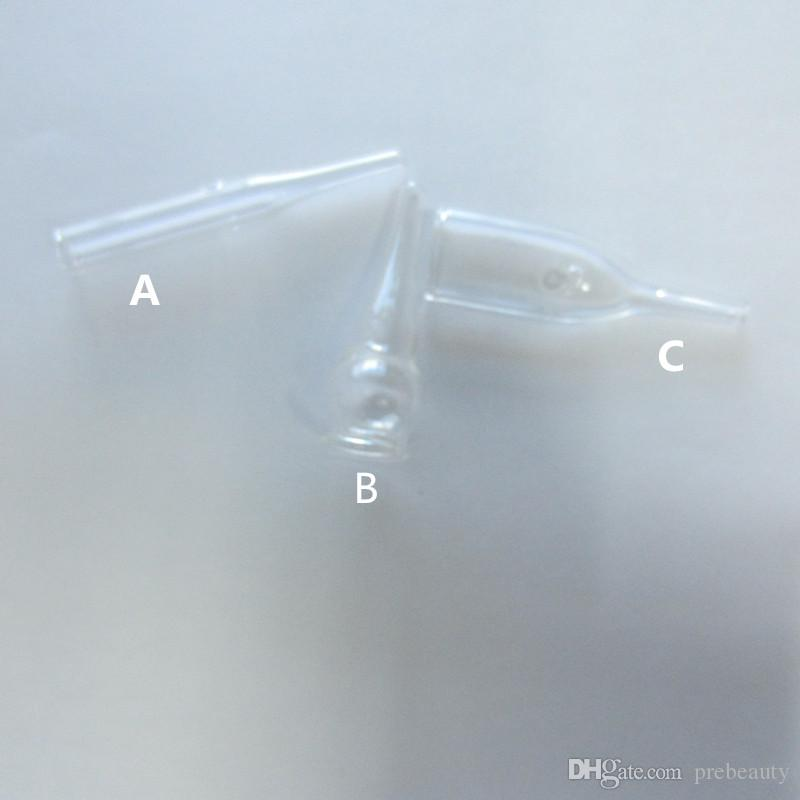 أكواب النظارات فراغ صغير للوجه الحجامة إزالة أداة الجمال الشخصية أجزاء 3 قطعة / المجموعة