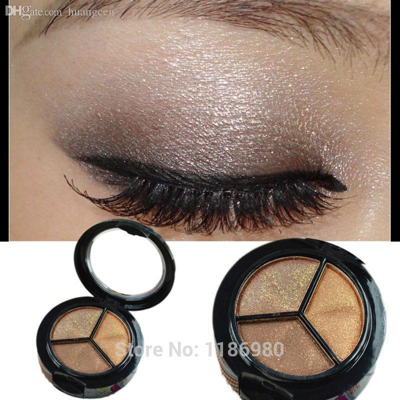 How to put eye shadow makeup
