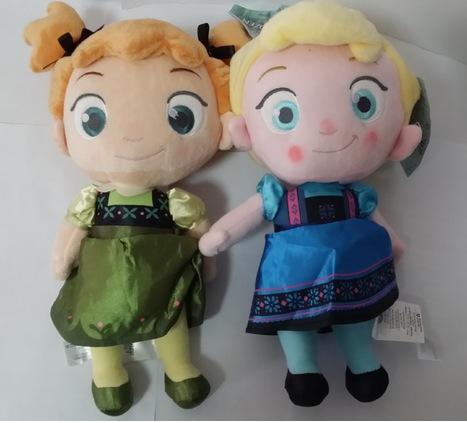a1119f6a829 2019 Frozen Toddler Elsa Anna Plush Dolls 12   Kids Baby Princess Dolls  Frozen Soft Plush Toys Brinquedos For Children Girls Christmas Gift From  Breakingbad ...