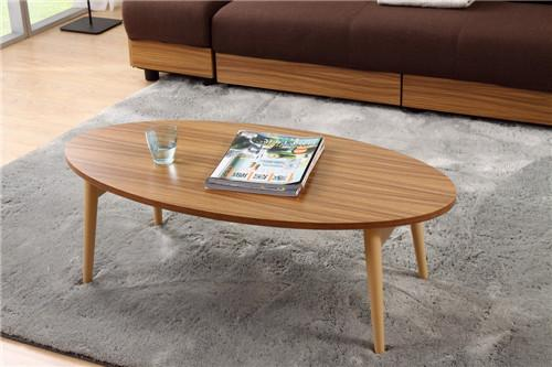 Modern Wood Tv Center Sofa Table Folding Legs Living Room Furniture Computer Laptop Table Japanese Style Floor Coffee Table Design Wooden