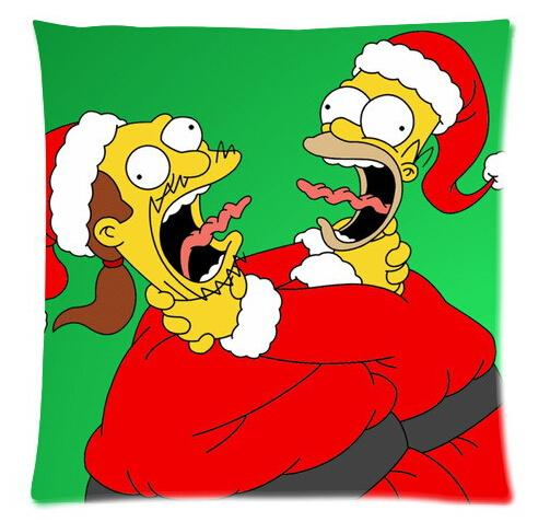 The Simpsons Father Homer J. Simpson & Son Bart Simpson Wear ...