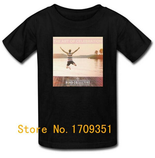 T Shirts Art Of Celebration Rend Collective Experiment Printed Men ...