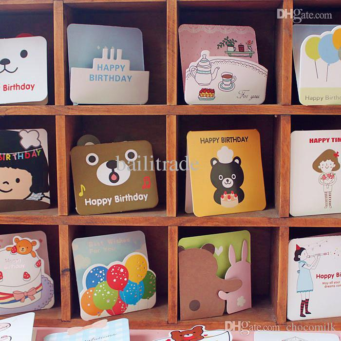 Creative card small greeting card with animal cartoon childrens day creative card small greeting card with animal cartoon childrens day greeting card multi purpose card wholesale gift card for swap gift cards from chocomilk m4hsunfo