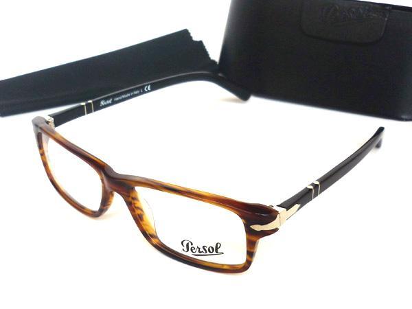 Persol Eyeglasses Frame Tortoise Optical Glasses for Men And Women ...