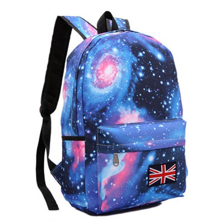 School Bags School Girl Backpacks Bags Canvas Adventure Time Large ...