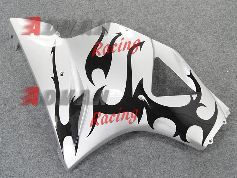 2014 Hot black INJECTION Verkleidungskit CBR900RR CBR954RR 2002-2003 7