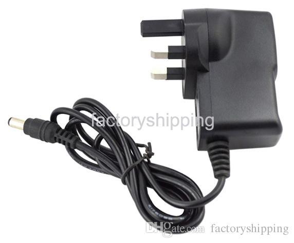 High Quality AC 100V-240V to DC 9V 12V 5V 1A / 12V 500mA UK Plug Power Adapter Supply adaptor IC Program DHL