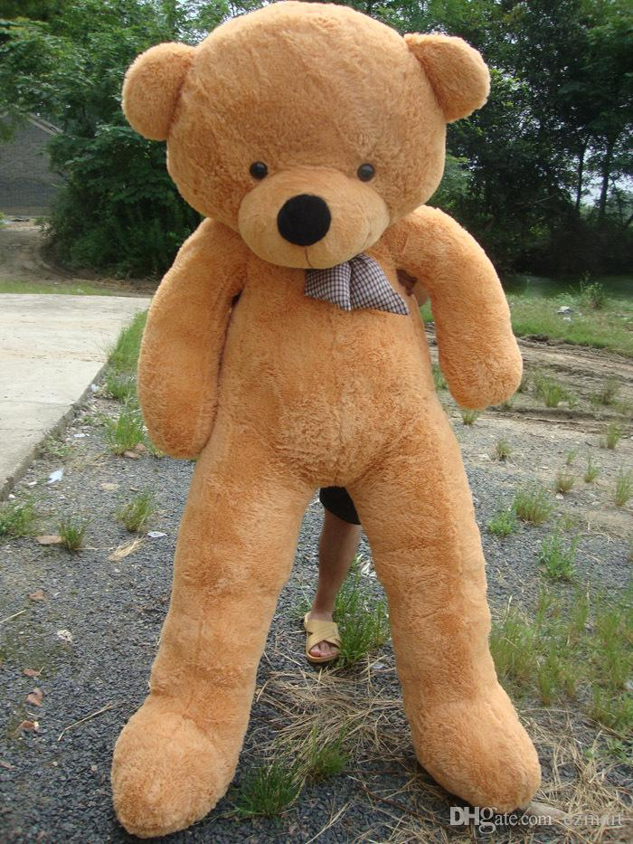 Best White Toys 6 Feet Big Teddy Bear Stuffed Giant Jumbo 72 Size180cm  Embrace Bear Doll