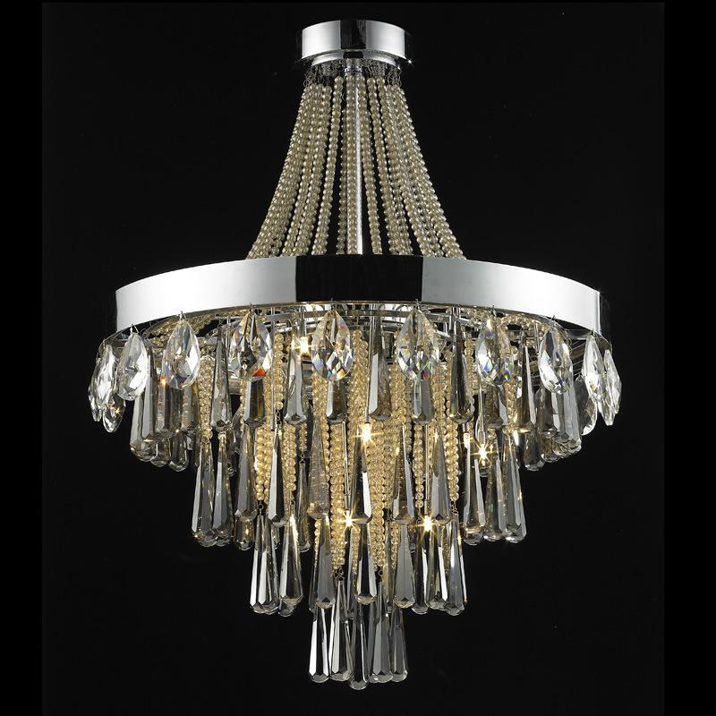 LED lighting design crystal modern luxury elegant crystal chandelier for  home/bedroom/dinning room ceiling downlight