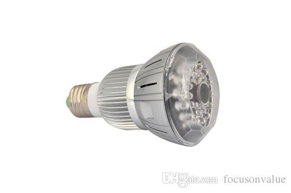 WIFI Led Bulb mini IP camera P2P Full HD 1080P Night Vision Home Security surveillance Lamp Cam Remote Monitoring video recorder CCTV Camera