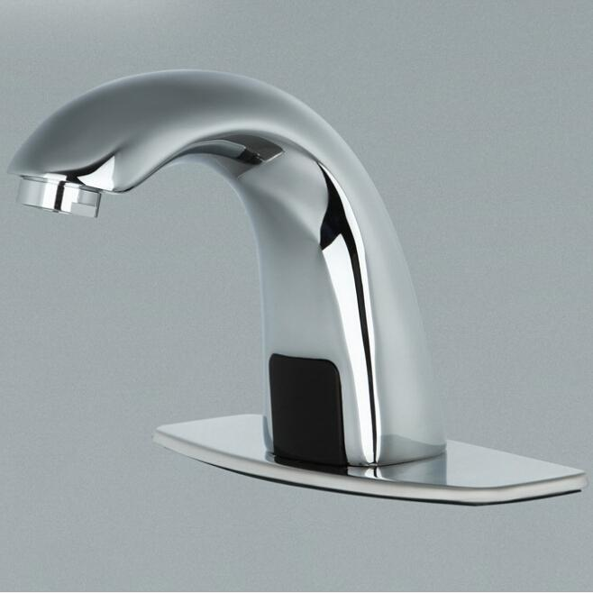 Best Induction Faucet Thickening Basin Faucet Hotel Kitchen ...