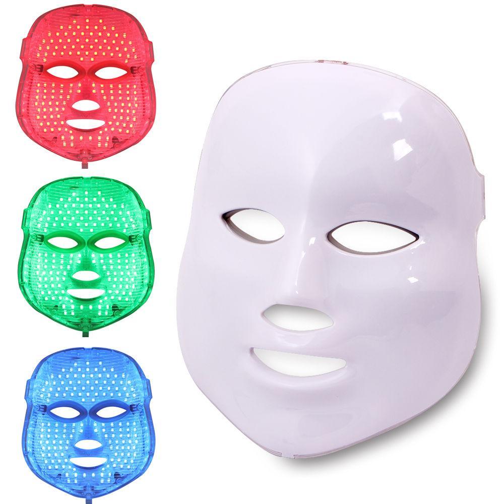 led light mask